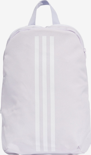ADIDAS PERFORMANCE Sportrucksack 'ADI CL XS 3S ' in pastelllila / weiß, Produktansicht