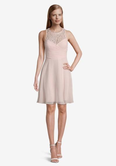 Vera Mont Abendkleid in rosa, Modelansicht