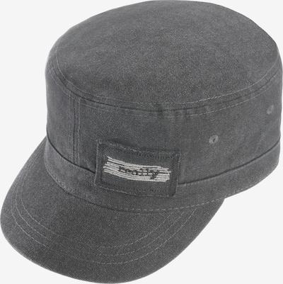 Chaplino Army-Cap in schwarz, Produktansicht