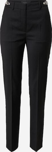 The Kooples Pantalón de pinzas en negro, Vista del producto