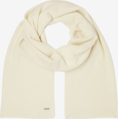 DreiMaster PREMIUM Sjaal in de kleur Wit, Productweergave