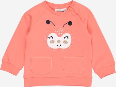 Guppy Sweat-shirt en rose / noir / blanc, Vue avec produit