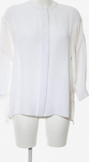 by Marlene Birger Langarm-Bluse in M in weiß, Produktansicht