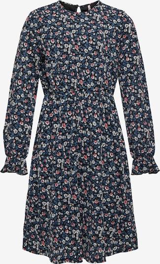 KIDS ONLY Kleid 'Pella' in himmelblau / altrosa / schwarz / weiß, Produktansicht