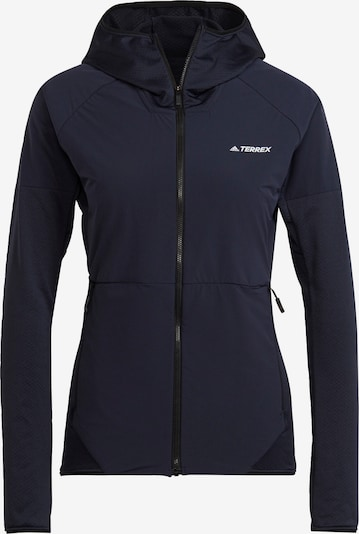 adidas Terrex Sportjacke 'Skyclimb' in dunkelblau, Produktansicht