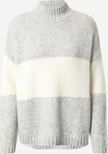 AG Jeans Sweater in Grey mottled / White, Item view
