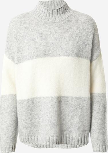 Pullover AG Jeans di colore grigio sfumato / bianco, Visualizzazione prodotti