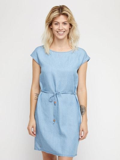 mazine Dress 'Irby' in hellblau, Modelansicht