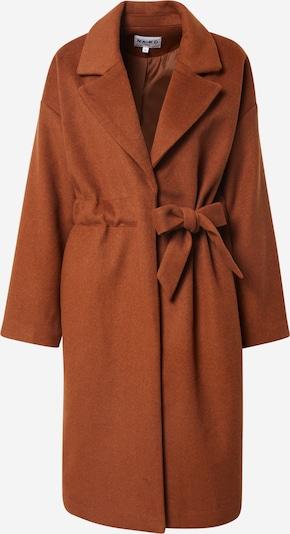 NA-KD Mantel in rostbraun, Produktansicht