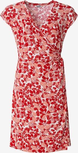 Indiska Kleid 'Fern' in rosa / rot / weiß, Produktansicht