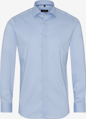 ETERNA Hemd 'SLIM FIT' in Blau