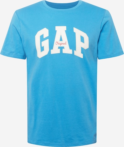 GAP Tričko - modrá / červená / bílá, Produkt