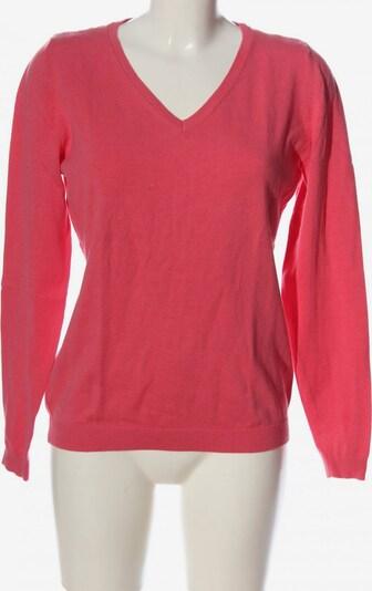 MONTEGO V-Ausschnitt-Shirt in M in pink, Produktansicht