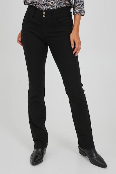 Fransa Pants 'FRCATERN' in Black, View model