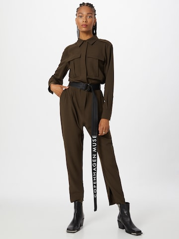 Copenhagen Muse Jumpsuit in Brown