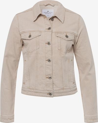 Cross Jeans Jacke in beige / creme, Produktansicht
