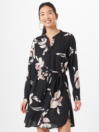 Palaidinės tipo suknelė 'Cory' iš ONLY , spalva - mišrios spalvos / ryškiai rožinė spalva / juoda / natūrali balta, Modelio vaizdas