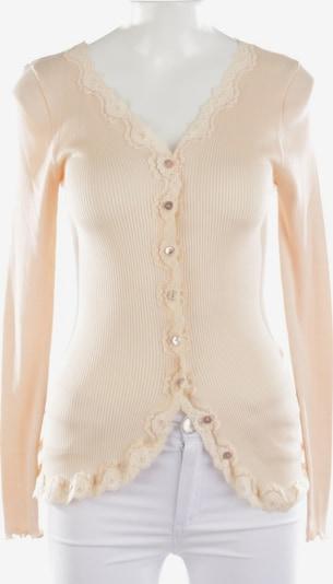 rosemunde Pullover / Strickjacke in L in nude, Produktansicht