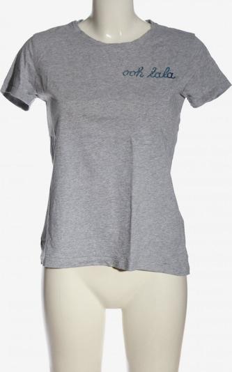 munich freedom T-Shirt in M in hellgrau, Produktansicht