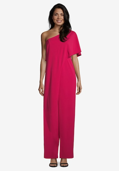 Vera Mont Jumpsuit im Layer Look in pink, Modelansicht