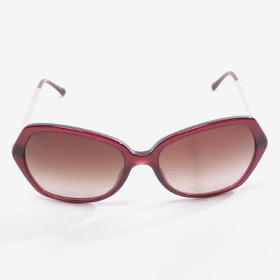 BURBERRY Sunglasses in One size in Bordeaux, Item view