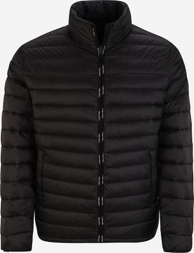 Calvin Klein Big & Tall Prechodná bunda - čierna, Produkt