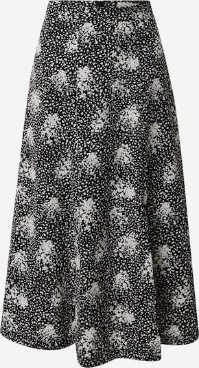Louche Rock 'Kiyo' in schwarz / weiß, Produktansicht