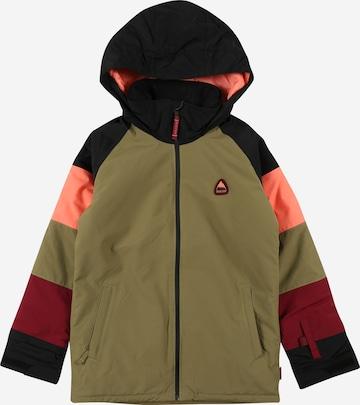BURTON Outdoor jacket in Green