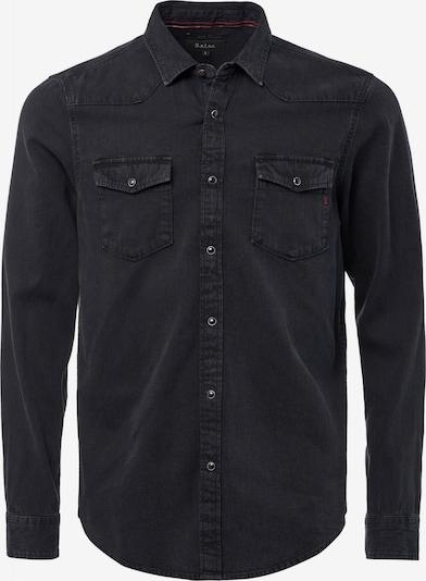 Salsa Hemd 'DENMARK' in schwarz, Produktansicht