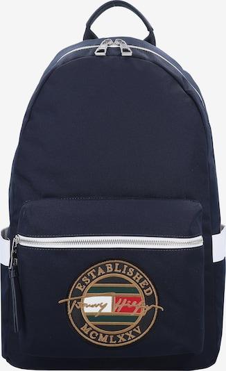 TOMMY HILFIGER Rucksack in nachtblau / mischfarben, Produktansicht