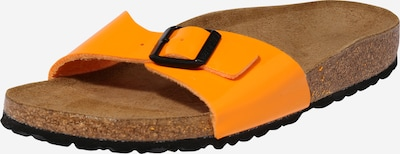 BIRKENSTOCK Pantolette 'Madrid' in orange, Produktansicht