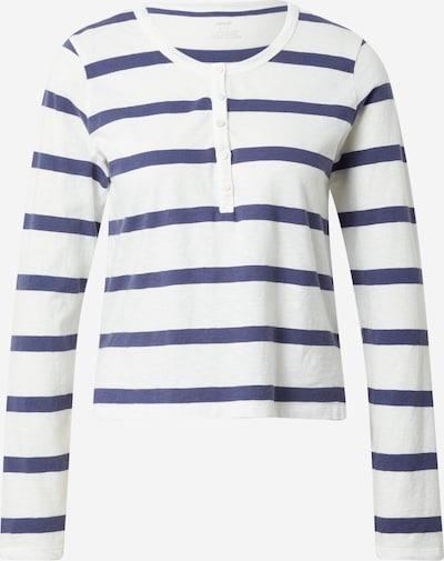 AERIE Shirt in blau / weiß, Produktansicht