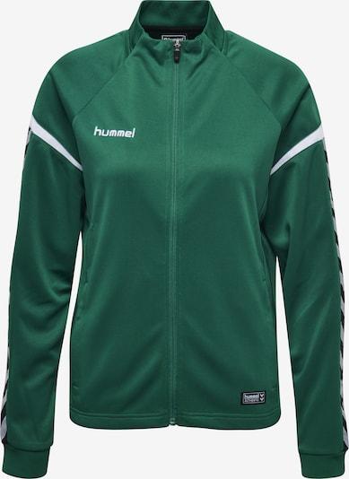 Hummel Jacke in smaragd, Produktansicht