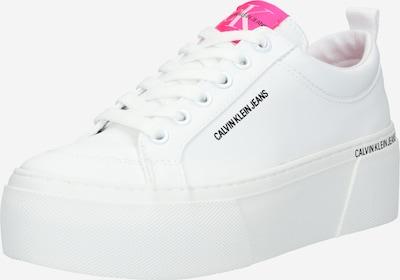 Calvin Klein Jeans Tenisky - pink / černá / bílá, Produkt