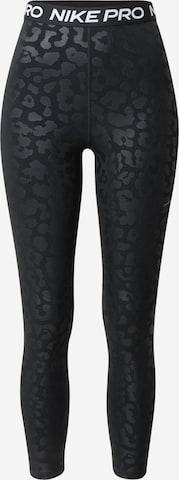 Pantalon de sport 'Pro Dri-FIT' NIKE en noir