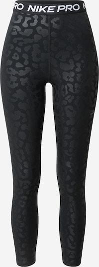 NIKE Παντελόνι φόρμας 'Pro Dri-FIT' σε μαύρο, Άποψη προϊόντος