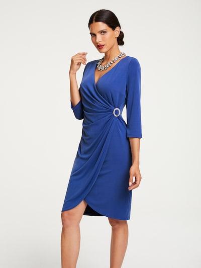 Patrizia Dini by heine Cocktailkleid in royalblau, Modelansicht