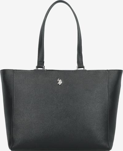 U.S. Polo Assn. Schultertasche in schwarz, Produktansicht