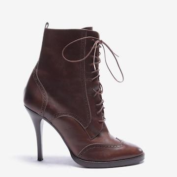 Ralph Lauren Dress Boots in 42,5 in Brown
