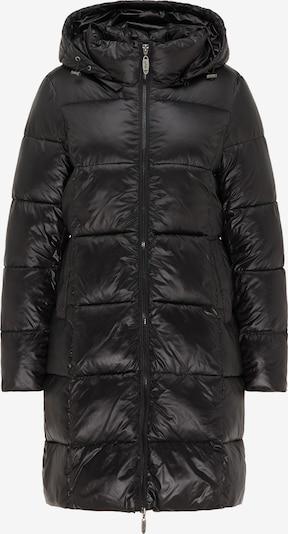 Palton de iarnă usha BLUE LABEL pe negru, Vizualizare produs