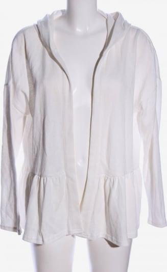 GREYSTONE Kapuzenjacke in XL in weiß, Produktansicht