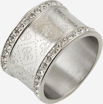 GUESS Ring i sølv