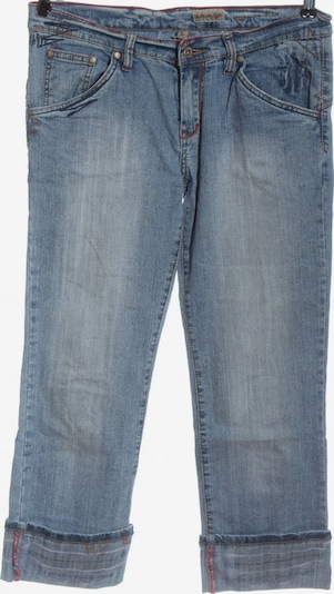 Authentic Style Straight-Leg Jeans in 30-31 in blau, Produktansicht