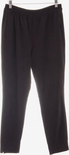 ZARA Lederhose in M in schwarz, Produktansicht