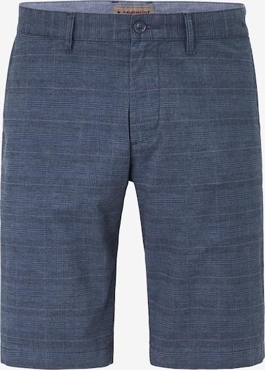 REDPOINT Chino in blau, Produktansicht