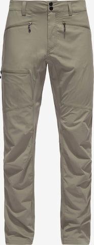 Pantalon outdoor 'Lite Flex' Haglöfs en vert