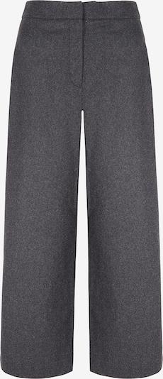 Aligne Pantalon 'Aisha' en gris chiné, Vue avec produit