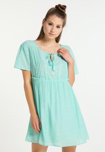 MYMO Sommerkleid in grün, Modelansicht