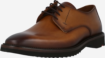 Pantofi cu șireturi 'MANDE' de la LLOYD pe maro