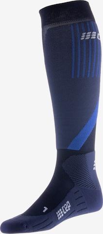 CEP Sportsocken 'Compression' in Blau